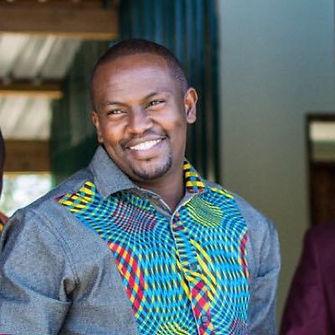 7 Questions with Ken Kamau