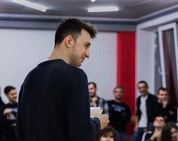 7 Questions with Vladislav Podolyako