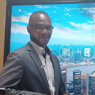7 Questions with Henry Clarke Kisembo