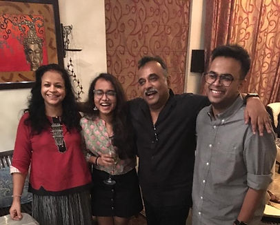 7 Questions with Navanit Samaiyar