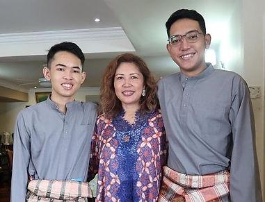 7 Questions with Tunku Rozita Malek