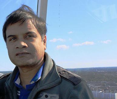 7 Questions with Atanu Dasgupta