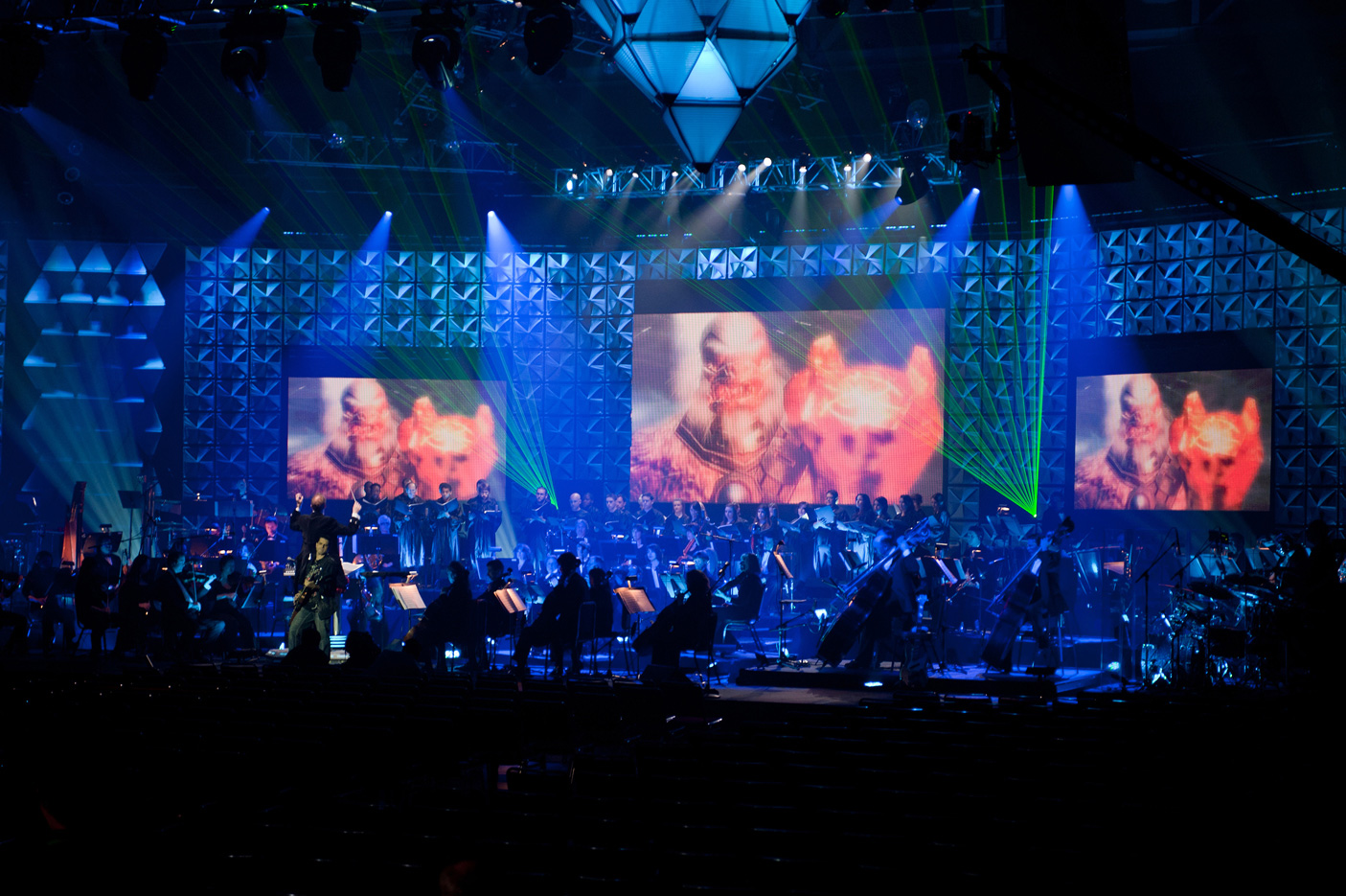 Video Games Live Paris