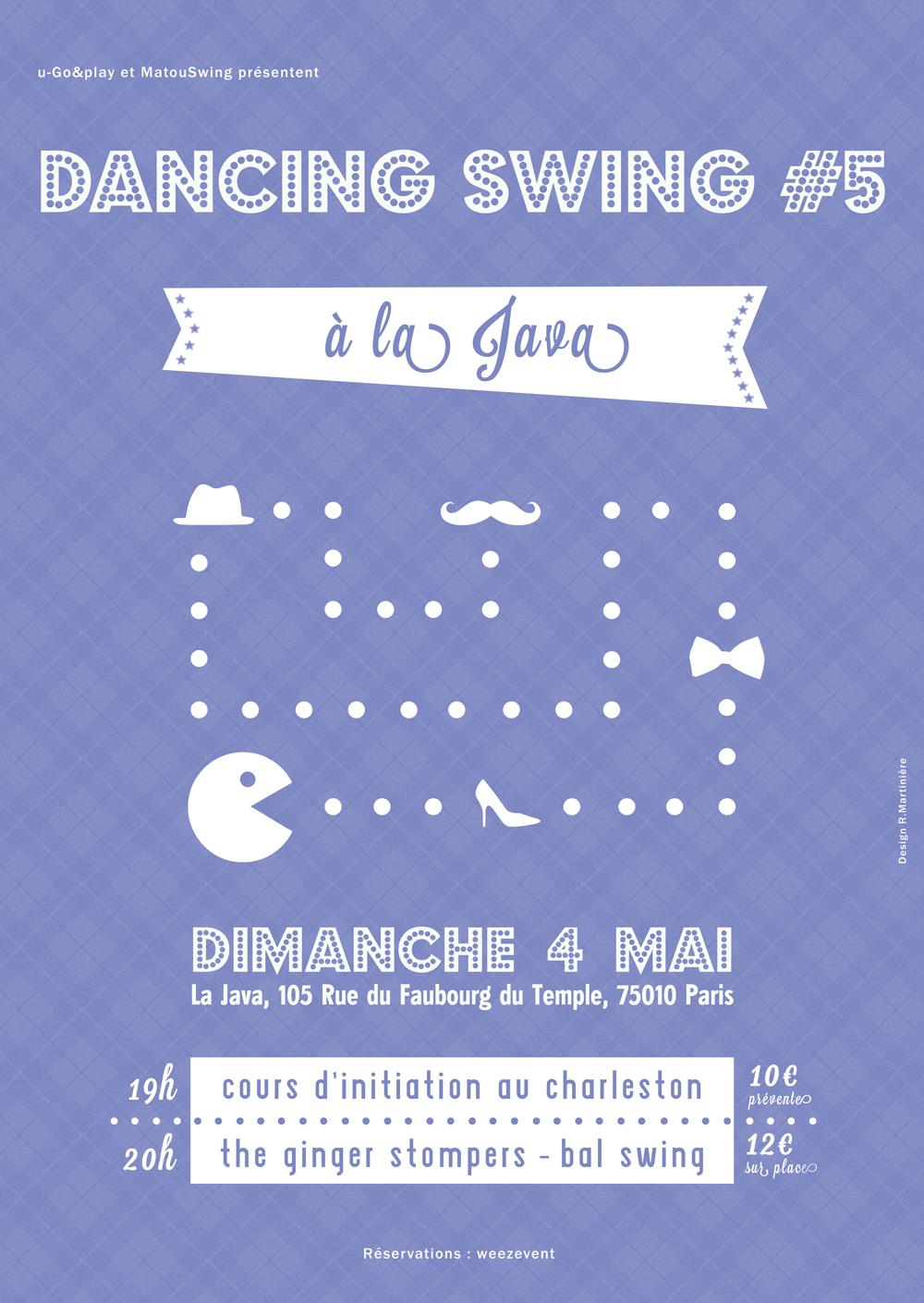 Dancing Swing #5