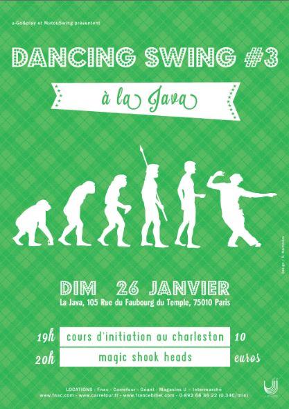 Dancing Swing #3