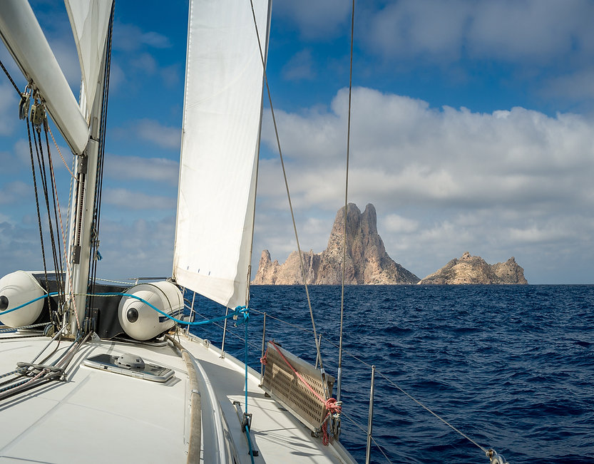 Ibiza Boat Es Vedra Yacht