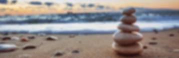 Energy Healing, Ibiza, Beach, Stones, Sunset