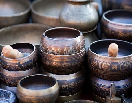 sound therapy, singing bowls, ibiza, meditation, tibetan singing bowl, crystal bowls