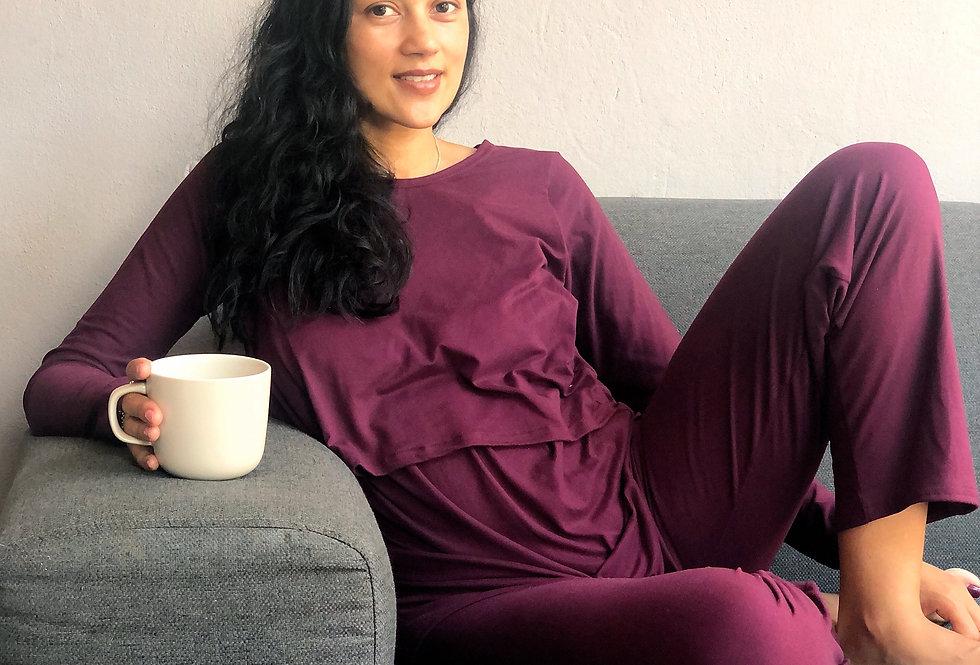 Maternity & Breastfeeding Friendly Loungwear