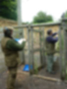 Paul & Phil our shooting Instructors
