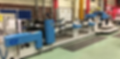ESS Web Finshing Cutting Line for _200m_