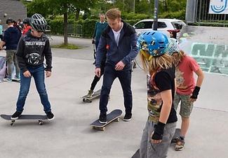 Freecrowd Skateboardkurse