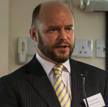 Robin Daniels, Redpill Group (UK)