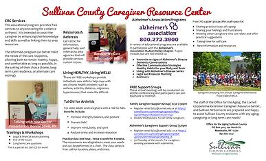 SC Caregiver Resource Center