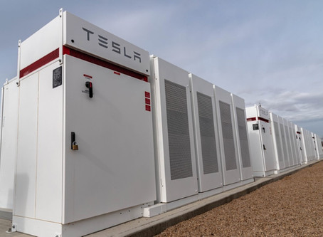 Energy Storage Using Batteries & Its Role in Increasing Grid's Resiliency