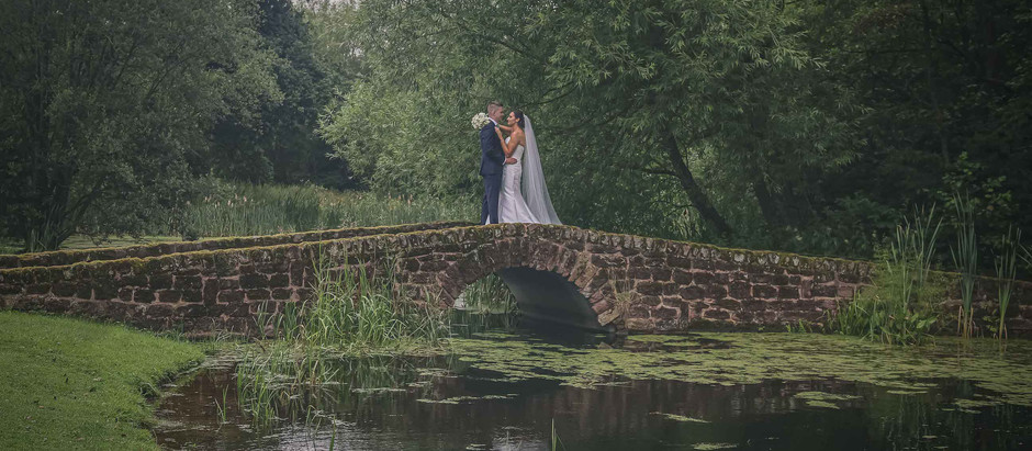 Carden Park Hotel, Cheshire - The Wedding of Lisa and Jack