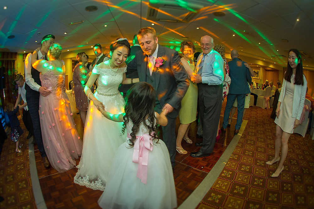 Macdonald Hill Valley Hotel Wedding Photographs
