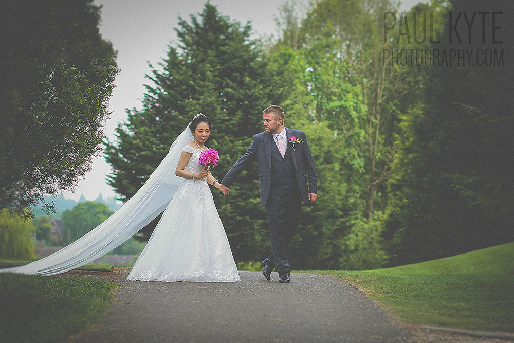 Macdonald Hill Valley Hotel, Whitchurch Wedding Photos