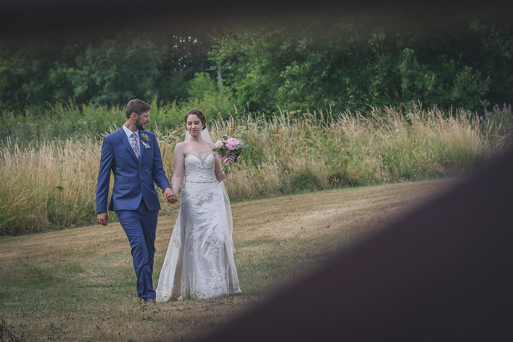 Cheshire Wedding Photographer - The Old Barn at Esholt