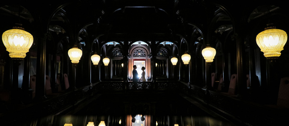 Crewe Hall, Cheshire - The Wedding of Kirsty and Dan.