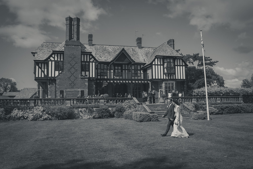 Weddings at Inglewood Manor in Cheshire
