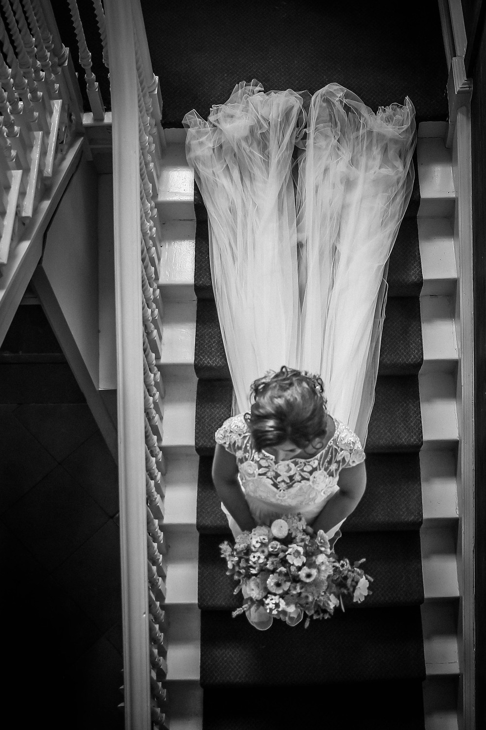 Trafford Hall Wedding, Cheshire.