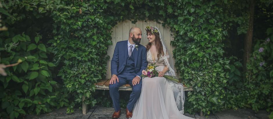 Styal Lodge, Cheshire - The wedding of Emma and Daniel