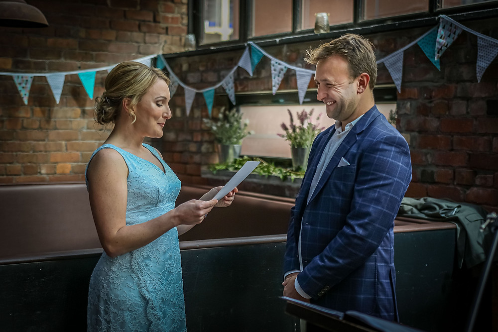 Manchester Wedding Photography by Paul Kyte