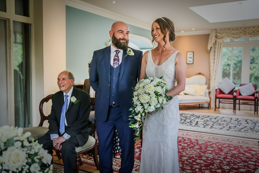 Mere Brook House Wedding - Cheshire Wedding Photography by PK Photography