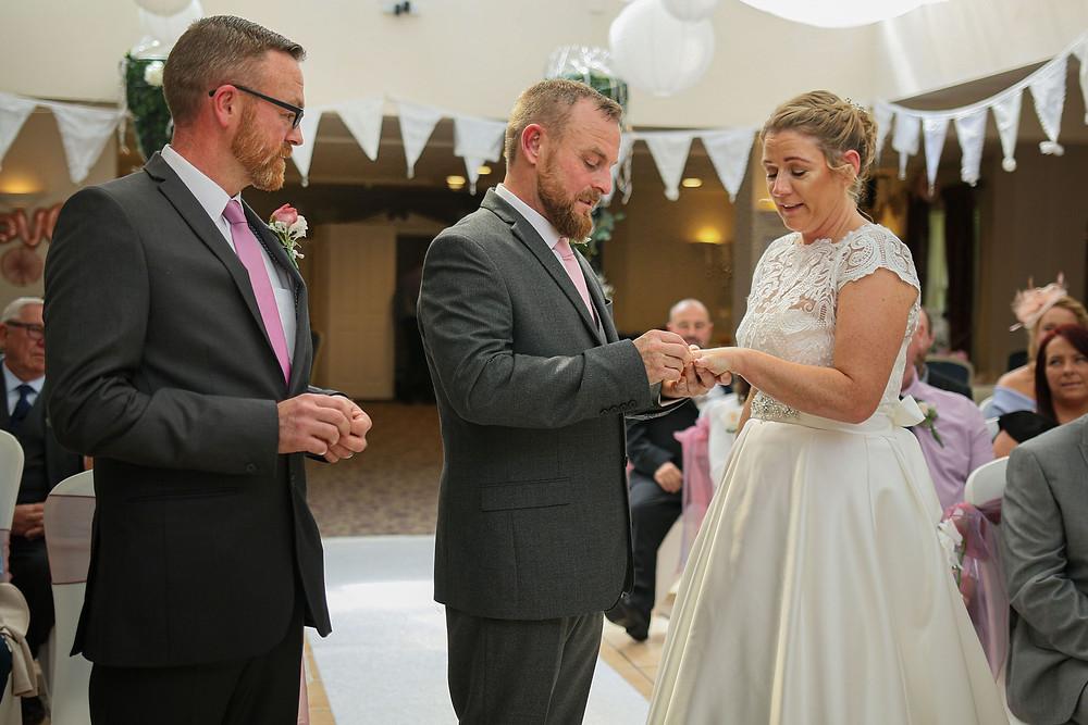 Plas Haford Hotel Wedding