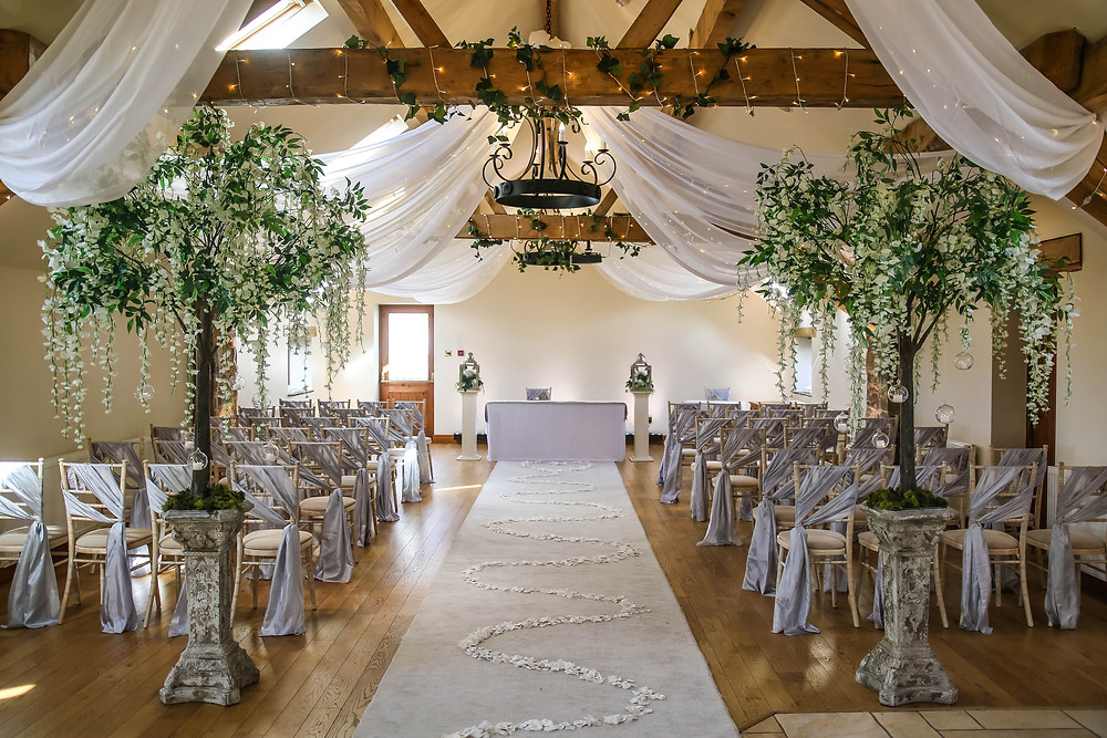 Weddings at Beeston Manor, Lancashire.