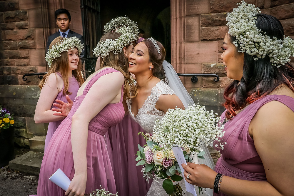 Liverpool Wedding Photography by Paul Kyte Photography