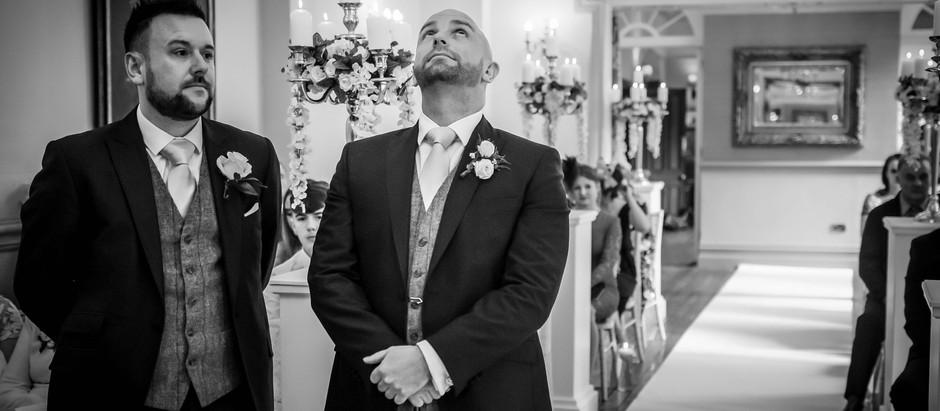 Nunsmere Hall - The Wedding of Amanda and John.