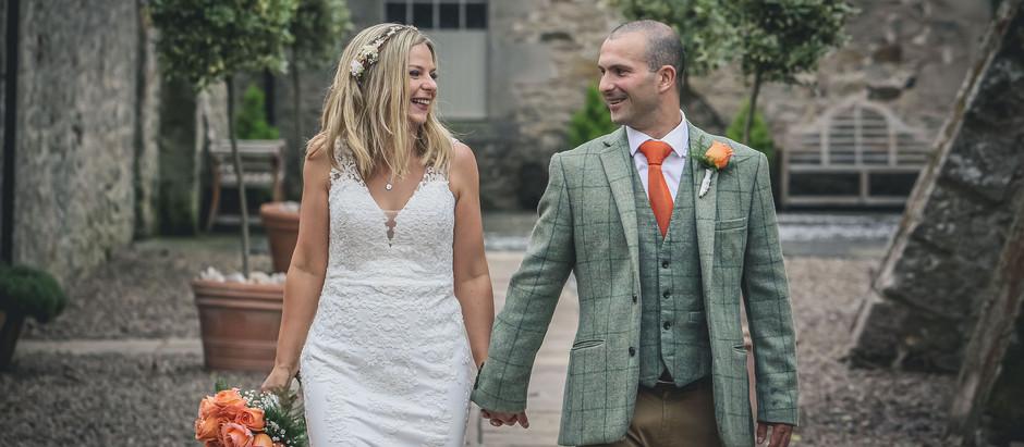 Doxford Barns, Northumberland - The Wedding of Emma and John.