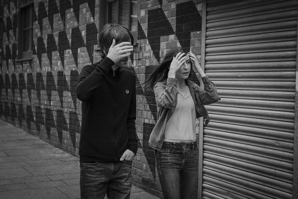 Liverpool engagement shoot