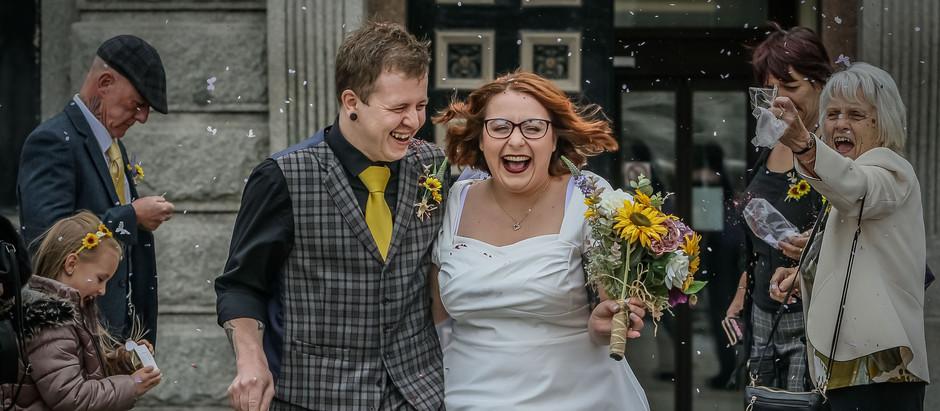 Birkenhead Town Hall - The Wedding of Jessica and Gavin