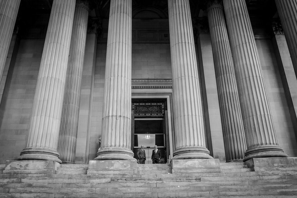 Weddings at St.George's Hall, Liverpool