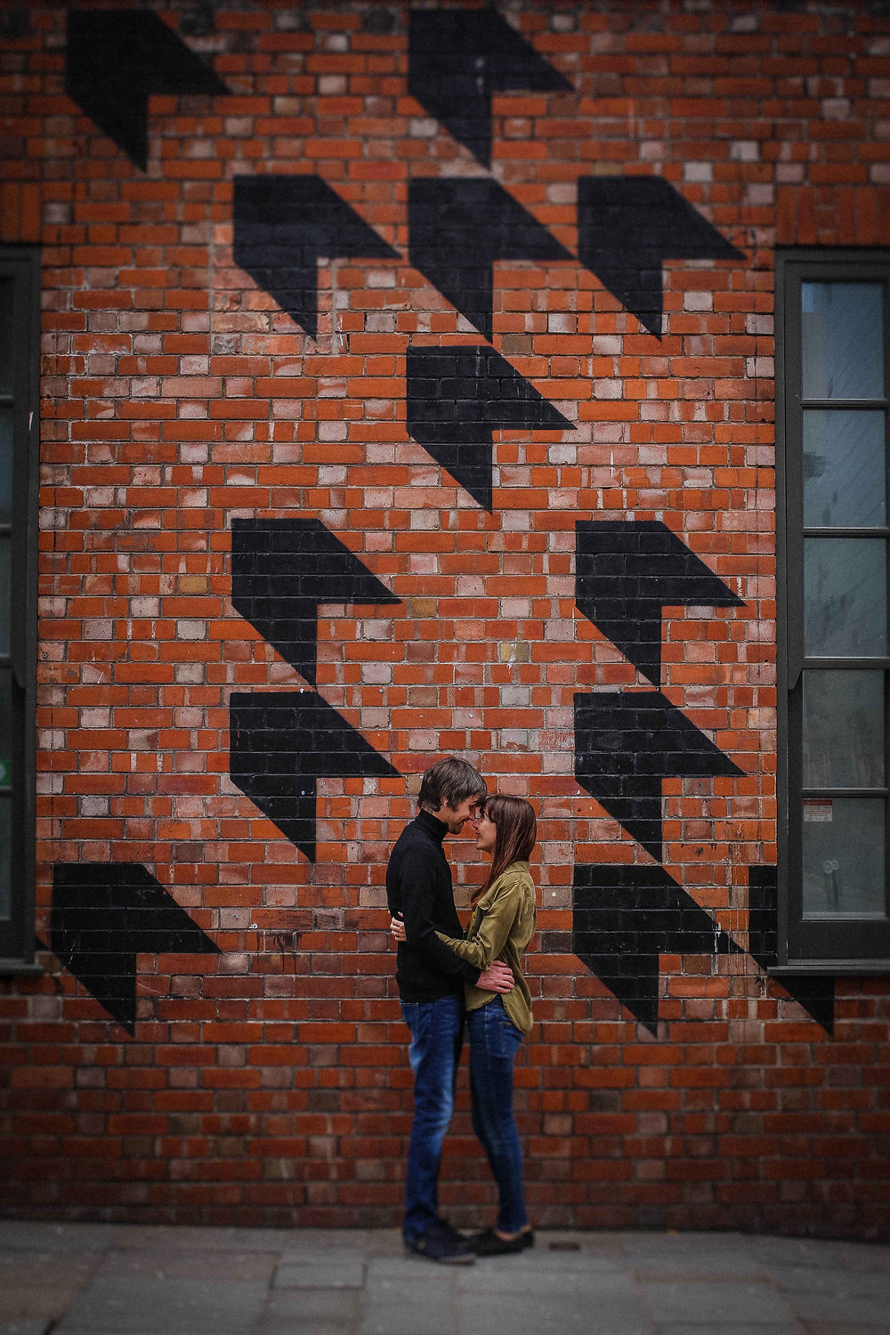 Liverpool engagement shoot