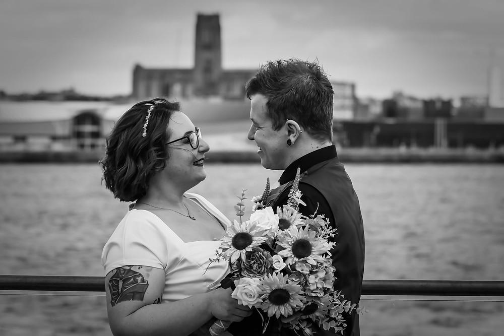 Birkenhead Town Hall Wedding Photography by Paul Kyte