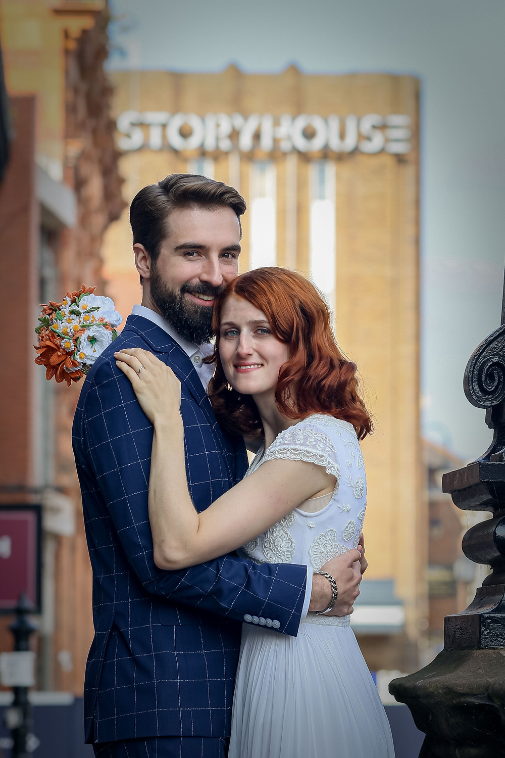 Chester Town Hall Wedding by PK Photography