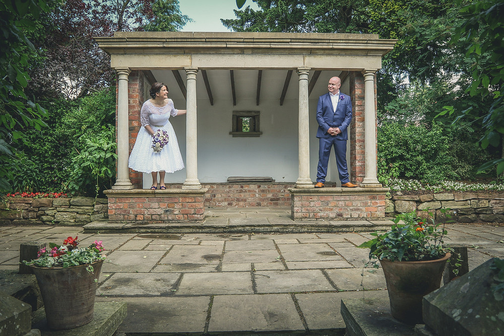Cheshire Wedding Photography at Willington Hall