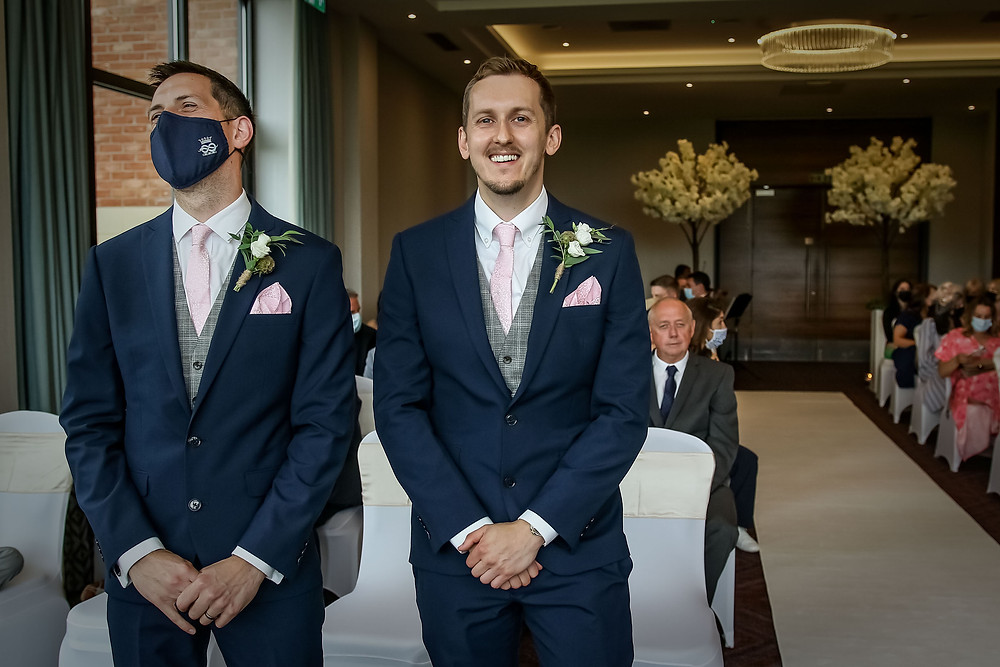 Rookery Hall Wedding - Cheshire Wedding Photography by PK Photography