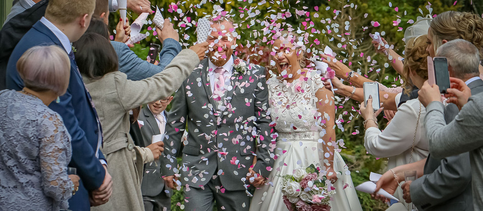 Plas Hafod Hotel, North Wales - The wedding of Lisa and Andrew.
