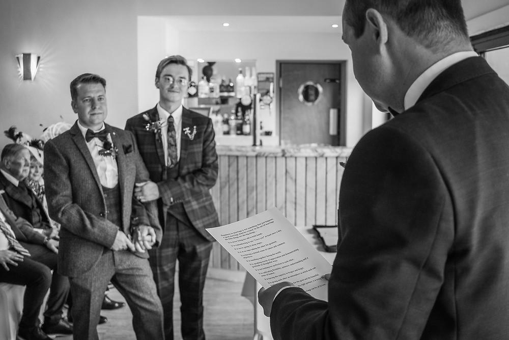 Weddings at Barca, Manchester.