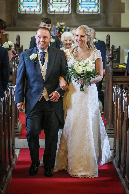 Weddings at Norcliffe Chapel, Styal.