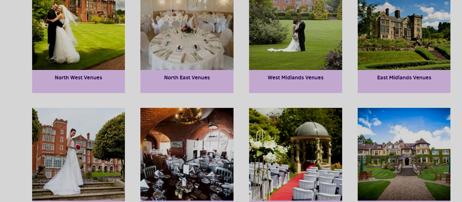 Trafford Hall feature on Wedding Venues in England.