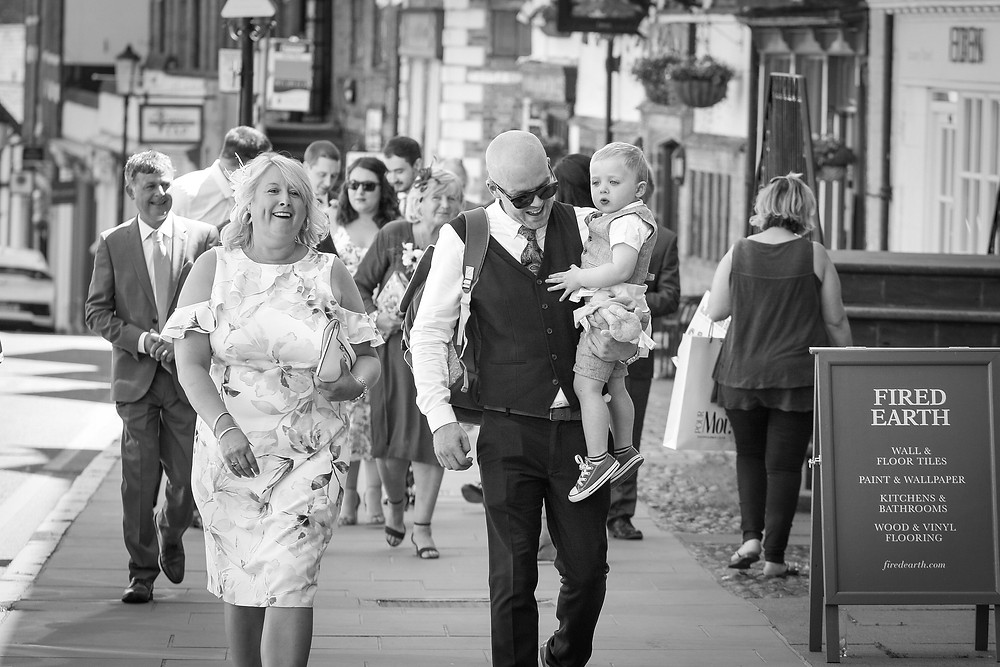 Cheshire wedding photography at Oddfellows, Chester.
