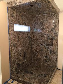 Caravaggio Shower