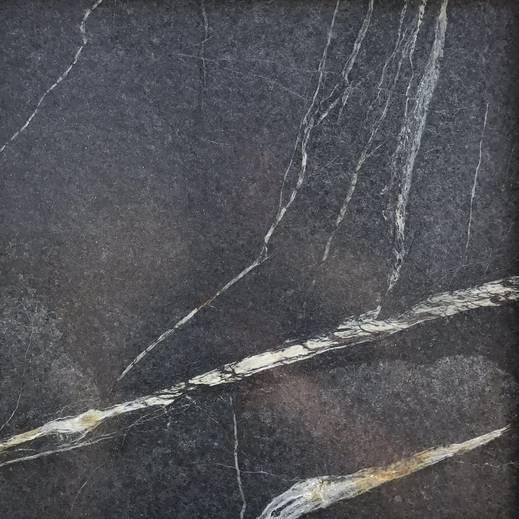 Soapsone Dark 12 X 12
