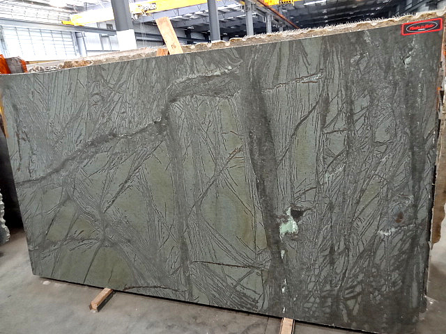 Green Iron Honed - Soapstone